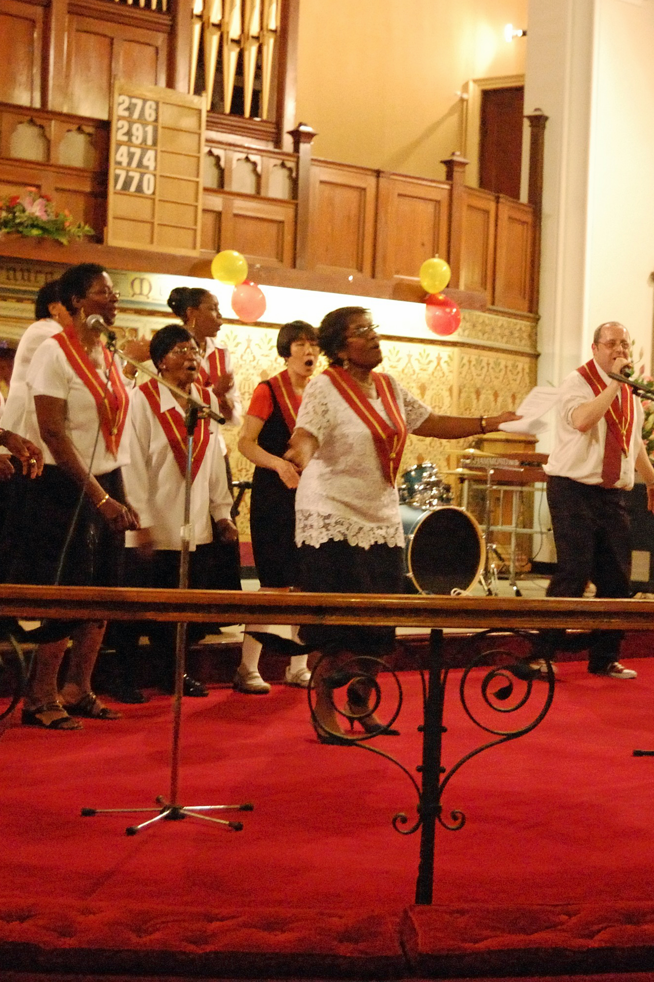 Acton Hill Church Gospel Chorale