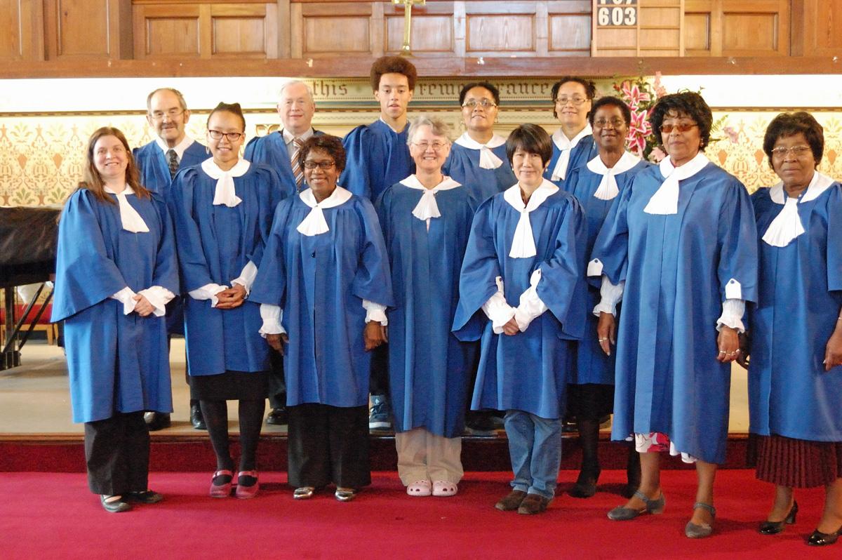 Acton Hill Church Choir