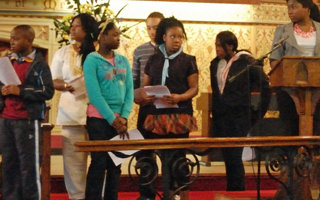 Mothering Sunday at Acton Hill Church 2