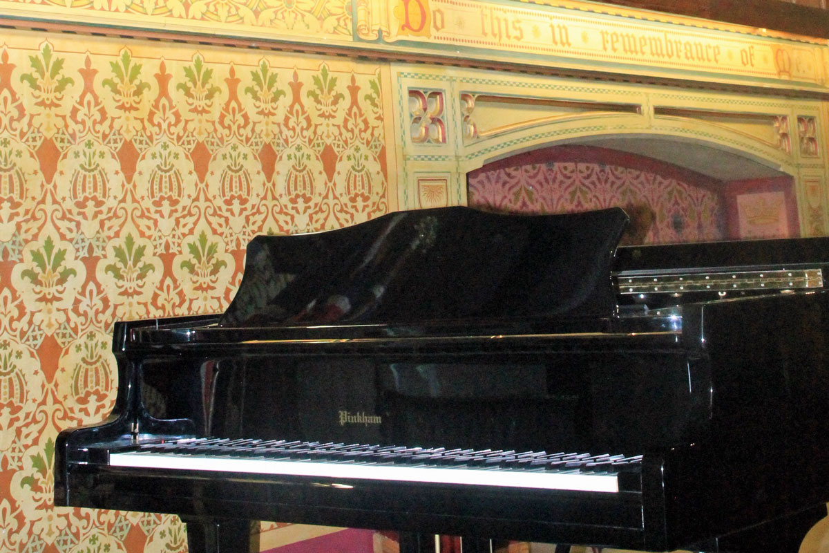 Classical Concerts at Acton Hill Church