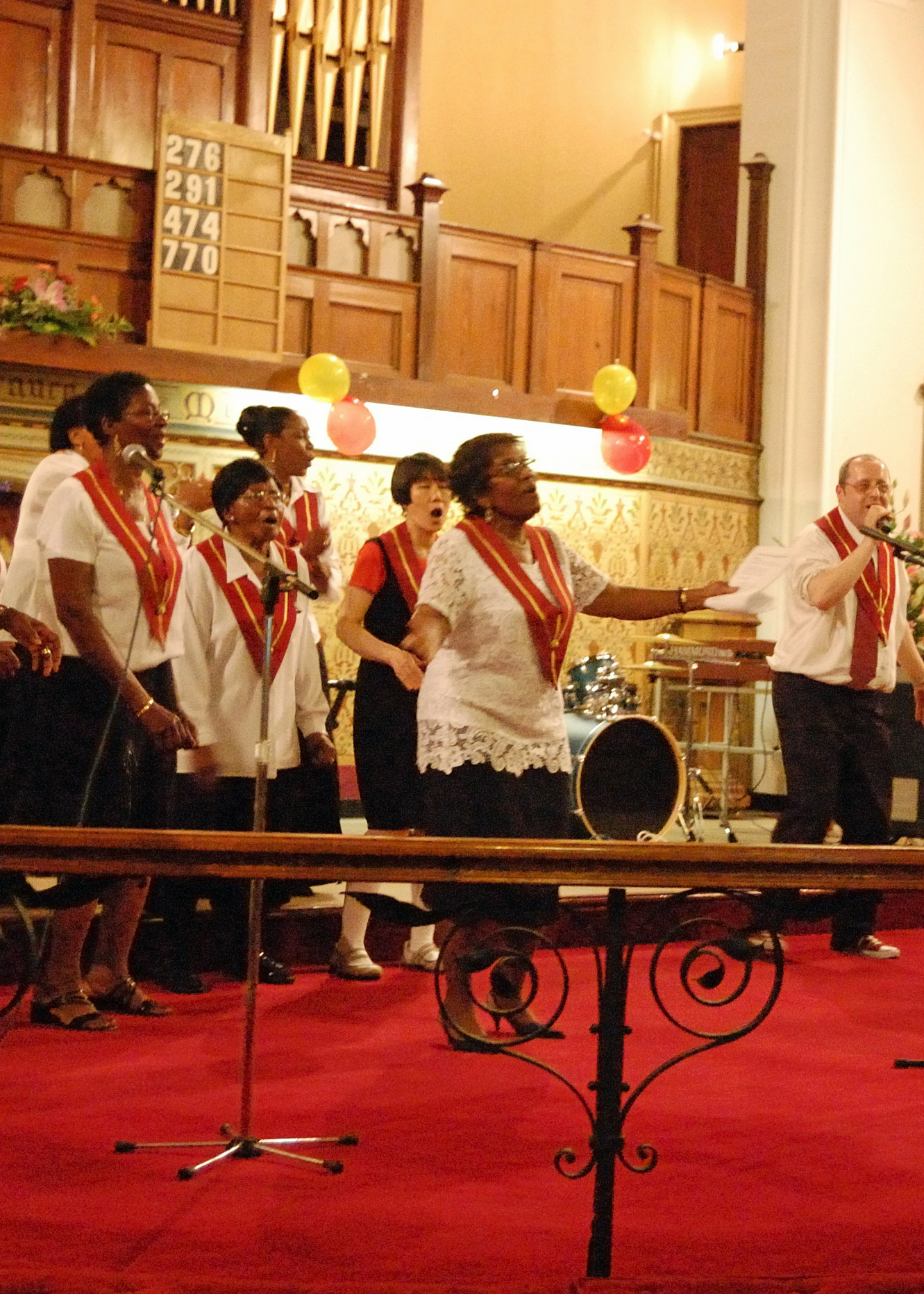 Acton Hill Church Gospel Chorale